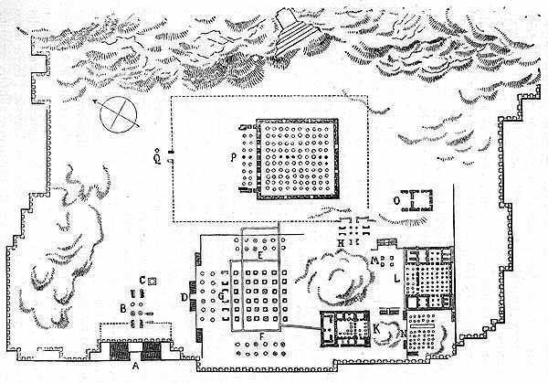 Royal Palace, Persepolis