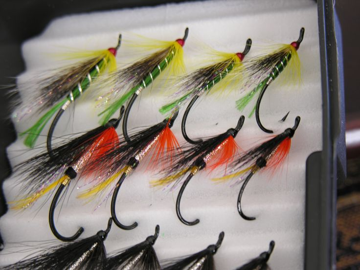 81 best steelhead salmon flies images on pinterest for Salon fly