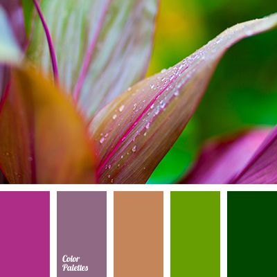 how to make purple colour combination