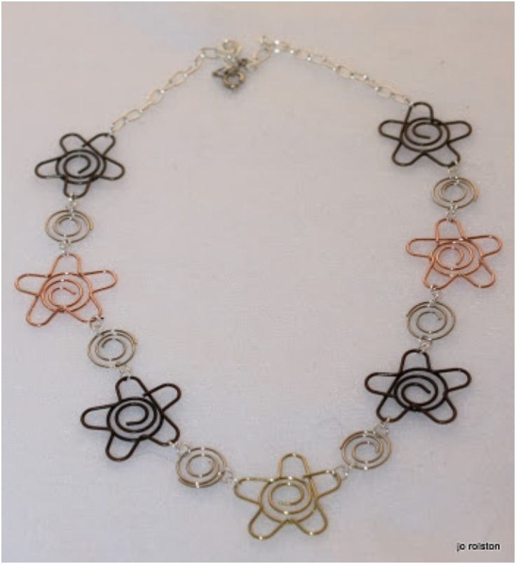 Top 10 DIY Paperclip Jewelry Click on the image above to learn more.