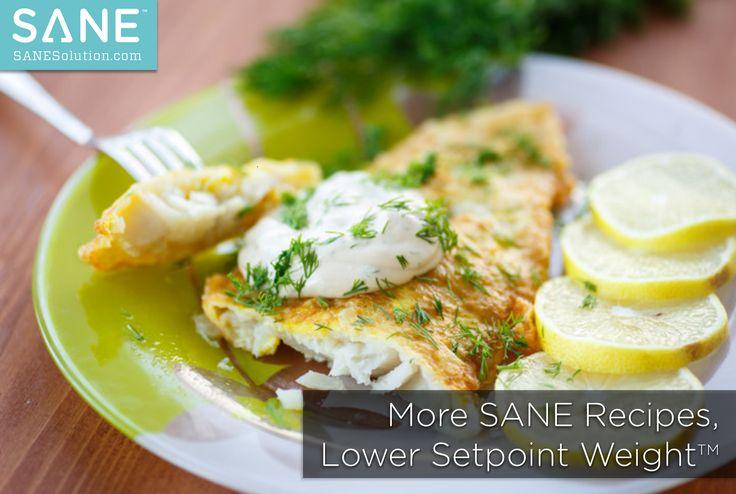 SANE Carefree Cajun Tilapia - SANESolution: Eat More. Burn More. Smile More!