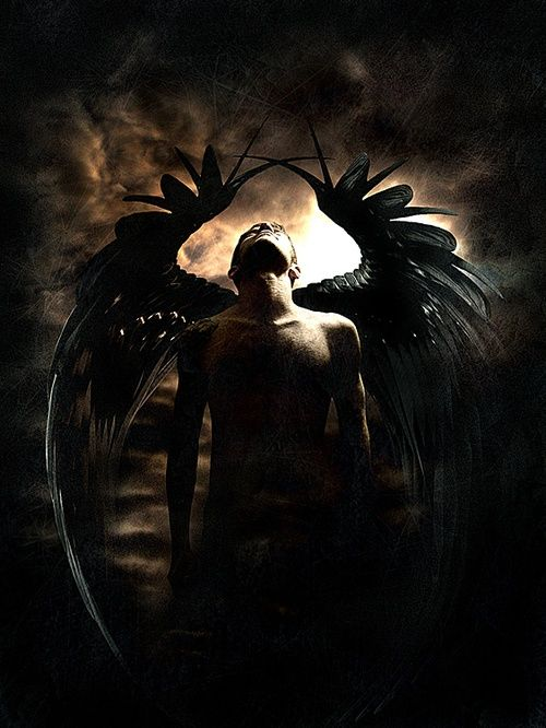 17 best images about fallen angels on pinterest to be we and wings - Gothic fallen angel pictures ...