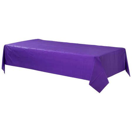 New Purple Rectangle Table cover