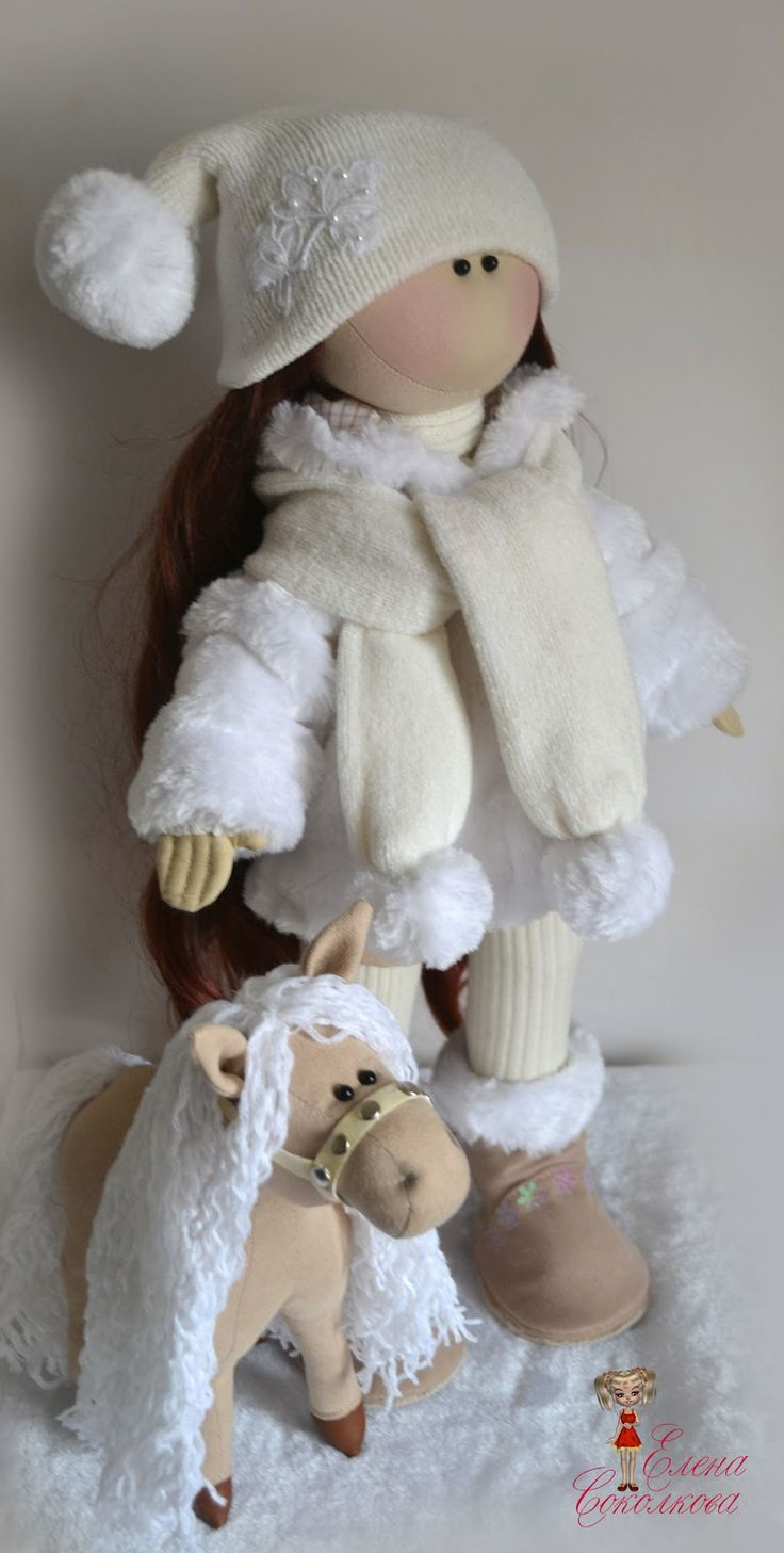 Soul of a rag doll: Vera and her pygmy pony