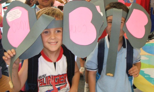 Elephant ears headbands | Preschool-Animals/Zoo ...