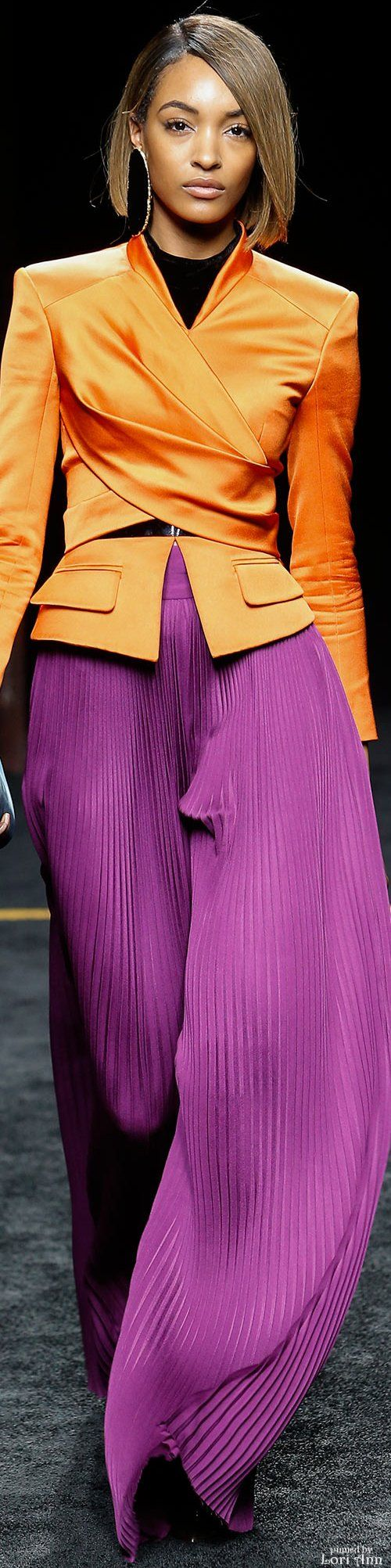Balmain Fall 2015 | The House of Beccaria~