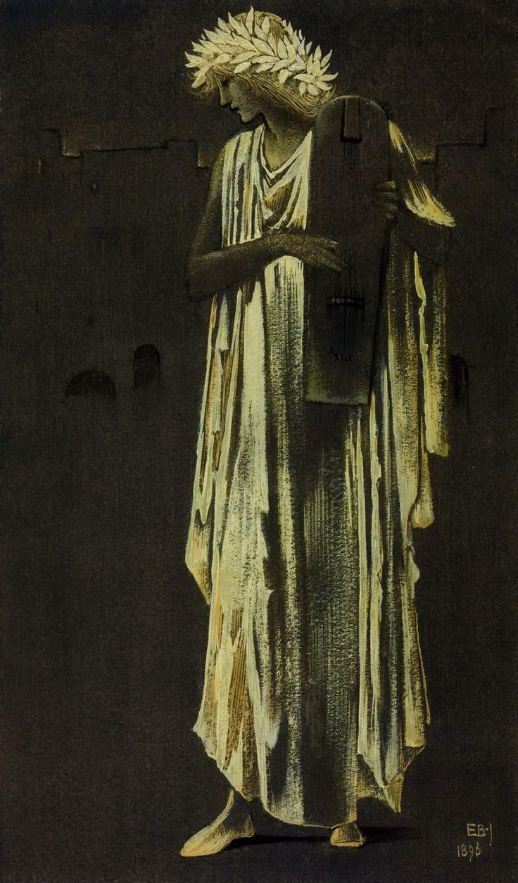 "silenceforthesoul: "" Edward Coley Burne-Jones (1833-1898) """