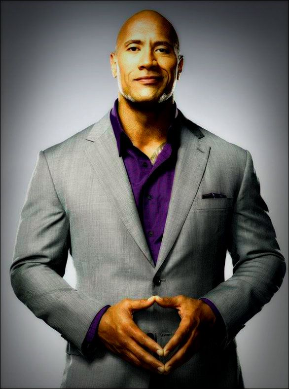 Dwayne Johnson Dwayne Douglas Johnson (born May 2 1972) also known by his ring name The Rock is an American and Canadian actor producer and professional wrestler.  Johnson was a college football player for the University of Miami winning a national championship on the 1991 Miami Hurricanes football team. He later played for the Calgary Stampeders in the Canadian Football League and was cut two months into the 1995 season. This led him to become a professional wrestler like his grandfather…