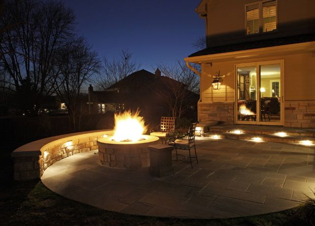 patio lighting pic - Ideas For Outdoor Patio Lighting