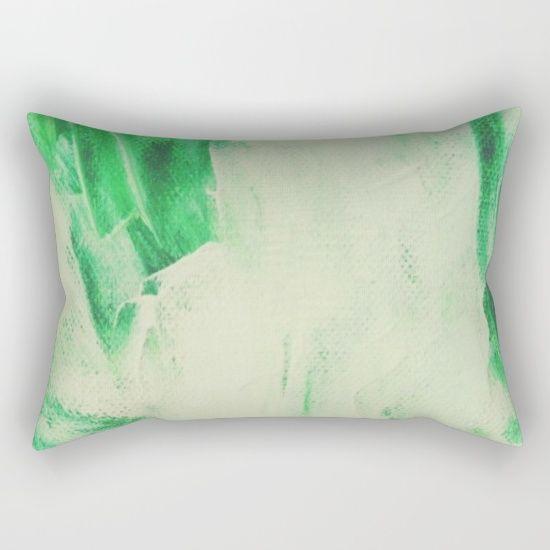 Mint Flavored Rectangular Pillow