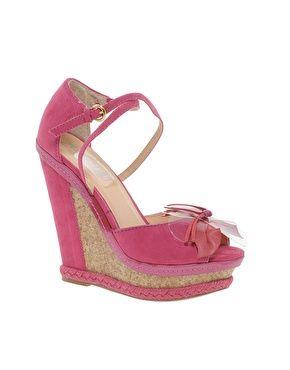 Timeless - Krystal - Chaussures à semelle compensée avec détail fleur