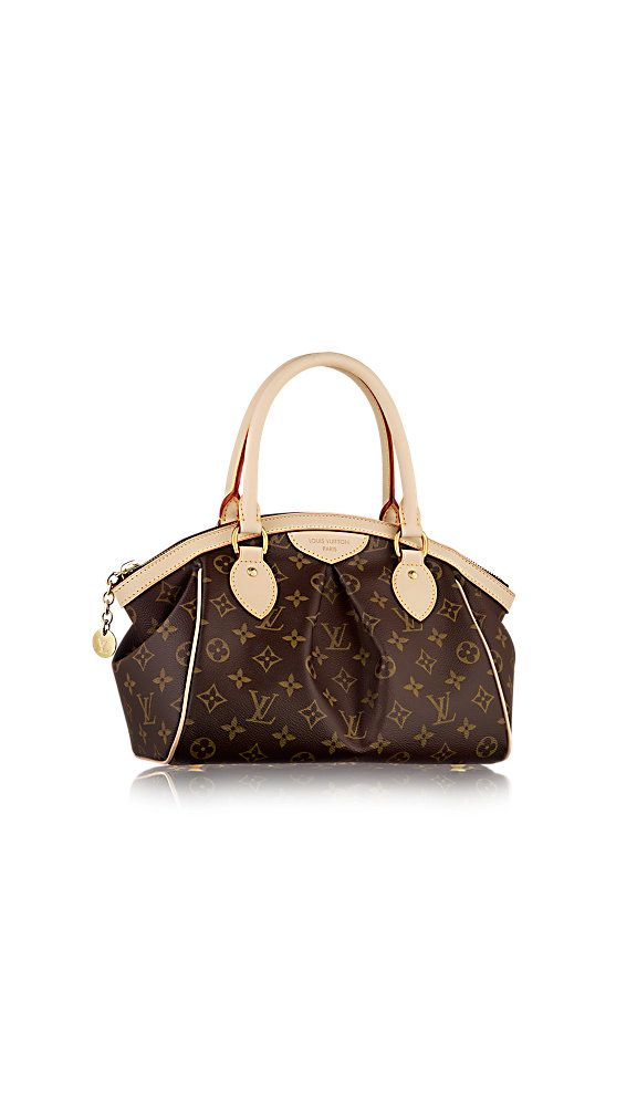 Discover Louis Vuitton Tivoli PM via Louis Vuitton