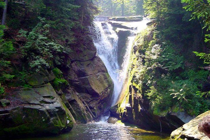 Wodospad Szklarki   To cud natury, który warto zobaczyć będąc w Karkonoszach.  http://www.idodo.pl/
