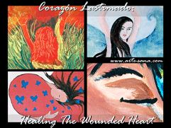 """Corazon Lastimado: Healing the Wounded Heart"" survivor art exhibit"