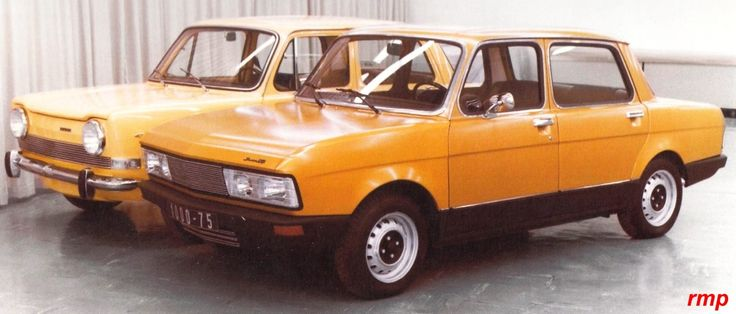 OG | Simca 1000 | 1976 Simca 1005/1006 facelift design proposal dated 1975