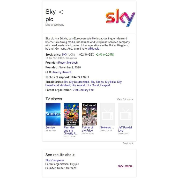 Sky Customer Services