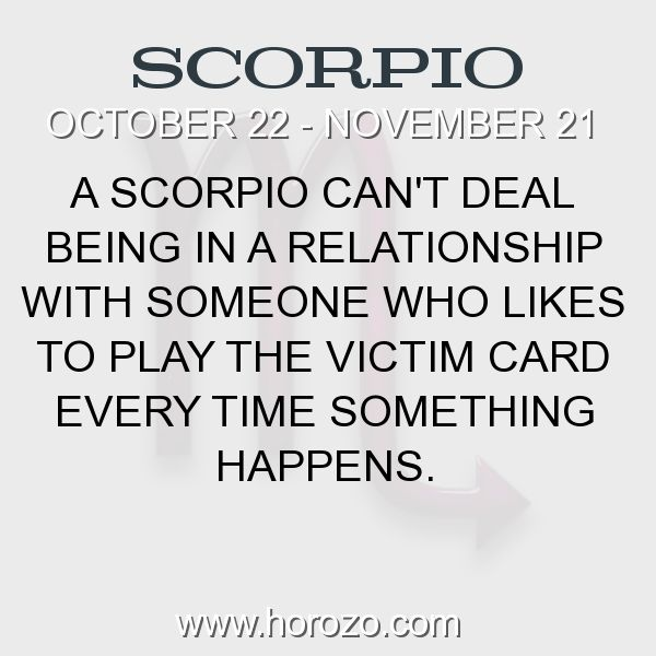 Fact about Scorpio: A Scorpio can't deal being in a relationship with... #scorpio, #scorpiofact, #zodiac. More info here: https://www.horozo.com/blog/a-scorpio-cant-deal-being-in-a-relationship-with/ Astrology dating site: https://www.horozo.com