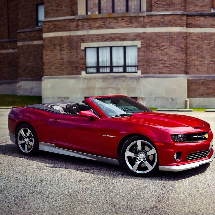 New Camaro 2015 Convertible
