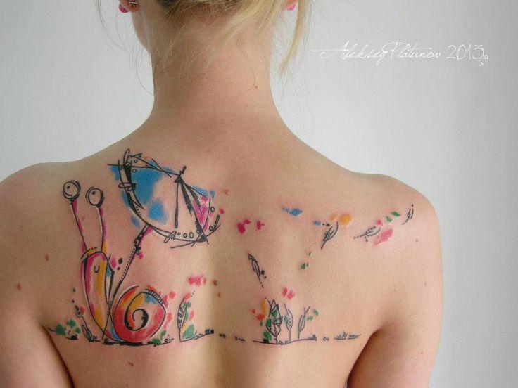 aleksey platunov tattoo - Google zoeken