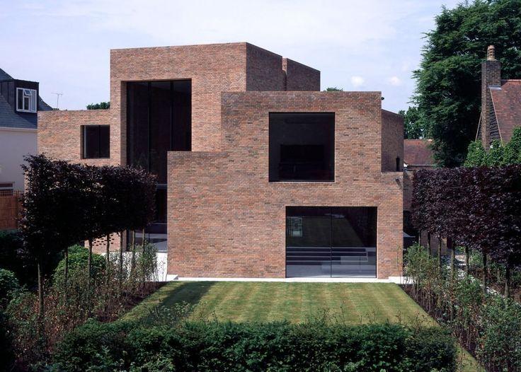 RIBA top 20 homes - Highgate House; London, England, by Carmody Groarke