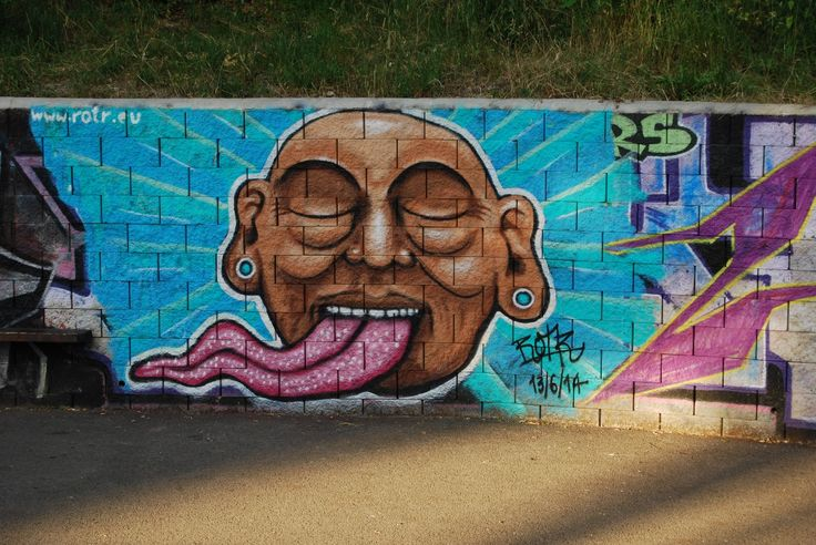 Streetart a Graffiti :: ROTR