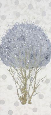 plastic tree3 / 2011 / 162.2 x 75 cm (63.8 x 29.5 inch)