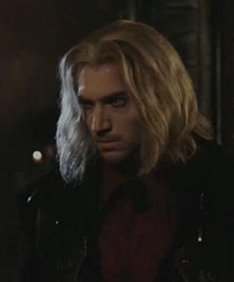 Luke Roberts as Dracula