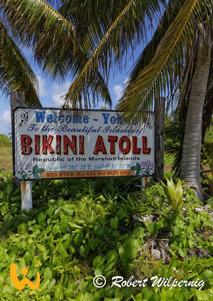 Bikini Atoll - ein Ort voller Geschichte und zweifelsfrei der Beste zum Wracktauchen! #bikini #atoll #wracks #tauchen #Tauchreisen #Erlebnisreisen #sonne #meer #palmen #urlaub #touchedbynature #wirodive