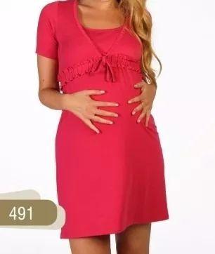camison maternal - futura mama - para amamantar-embarazadas