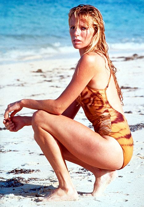 Kim Basinger in Never Say Never Again, 1983