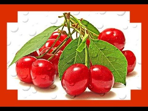 Красивое видео Черешня Cherry