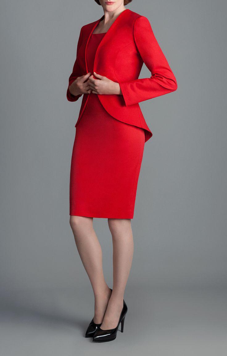 Beautiful cut and shape. Looks like a dress Alicia Florek would wear.