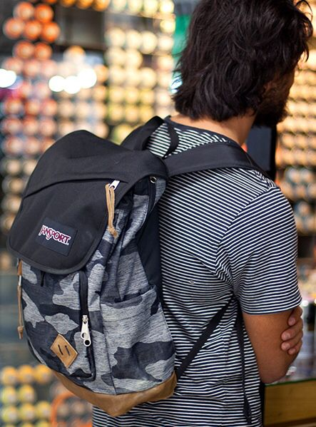 All New Jansport Fall 2015 Backpacks Are Now Available On