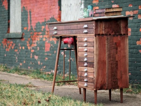 8 best up desks standing images on pinterest desks for Apartment therapy melissa maker