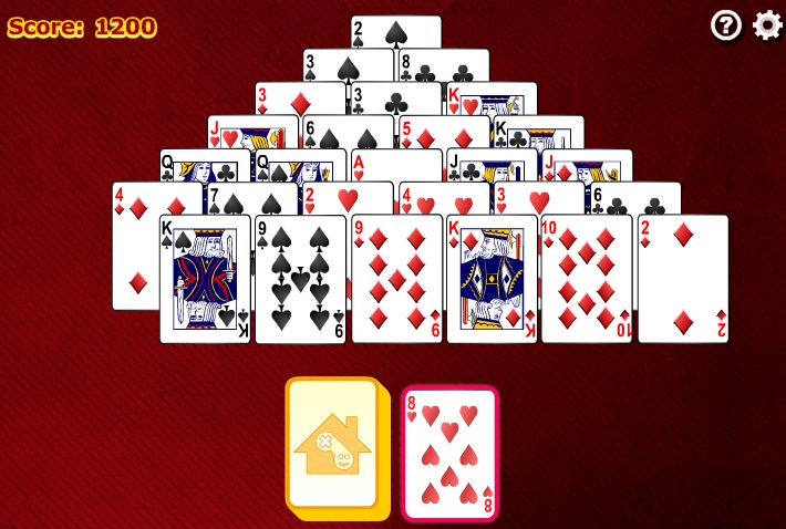 Let's Start Off the Day with Some Pyramid Solitaire! http://www.play2shop.com/game/PyramidSolitaire #FreeOnlineGames #NoDownload