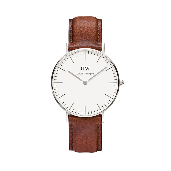 Buy your Daniel Wellington Classic St Mawes Silver® Watch from an authorised retailer with free worldwide delivery. October 2016 collection and 5% off your first order