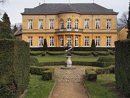 Kasteel Oost Valkenburg ligt in valkenburg in Nederland het zou moeten zijn gebouwd in 1340 Jacob van Deventer woonde er