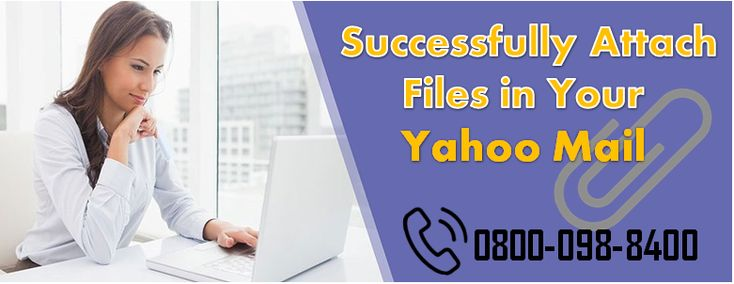 Easily Method to Attach Files in Your Yahoo Mail - Customer Support Contact Number Yahoo Mail is one of the brilliant web based email service that is widely used due to its huge range of features and functions. It provides perfect access to the users to connect with people and share files. Yahoo mail lets you to attach files to your...