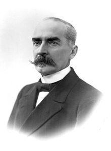 Suomen presidentti nro 1. Kaarlo Juho Ståhlberg 1. president of Finland 1919-1925.