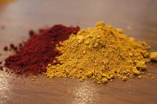 Industrial Pigments and Coating Powders: Red & Yellow Iron Oxide