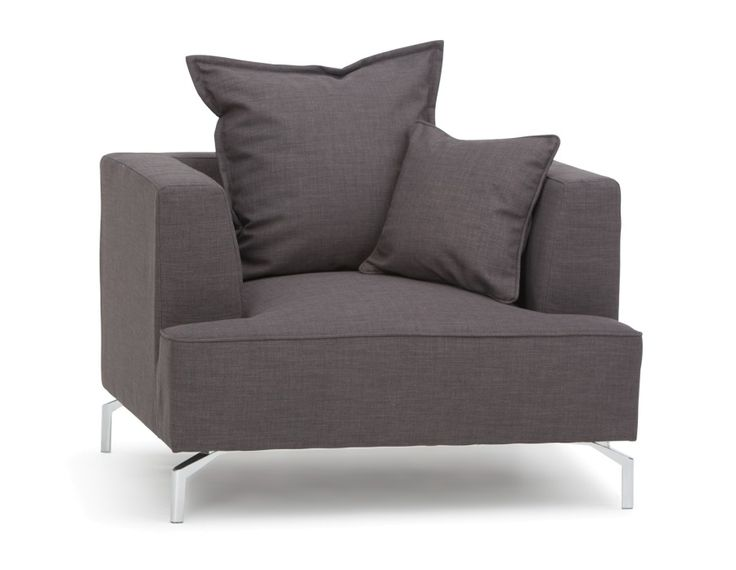 KENNEDY - Armchair - Grey