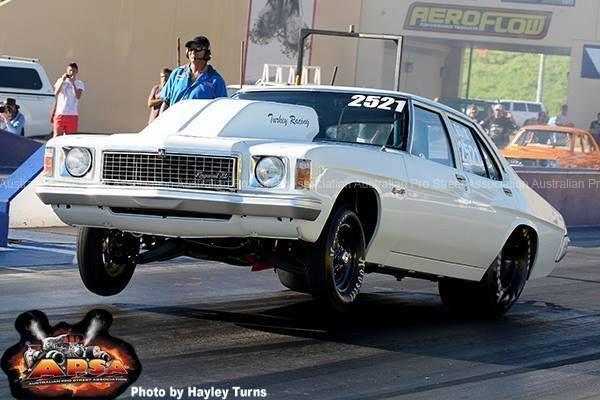 Drag CAR HZ Kingswood