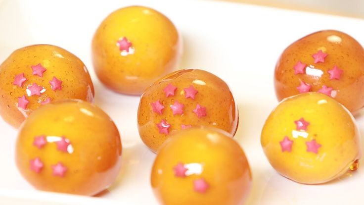 How to Make Mouthwatering Dragon Ball Creme Brulee Cake Balls
