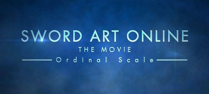SWORD ART ONLINE the Movie -Ordinal Scale- Trailer
