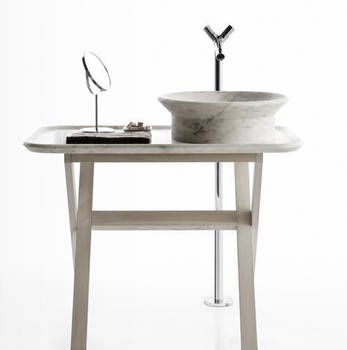 Nabhi Tray and Easel with stone sink - www.charles luck.com