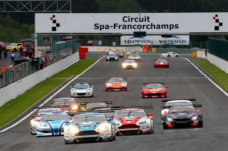 The Oman Racing Team celebrated a double podium at Spa last season