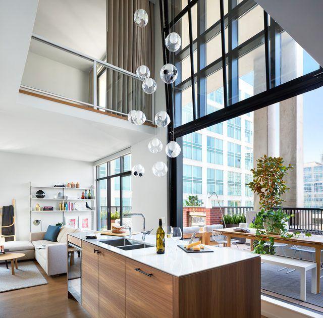 A Vancouver Loft Channels Brooklyn Design   Hunker