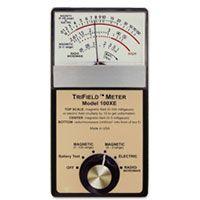 Detektory AlphaLab Gauss Meter i EMF