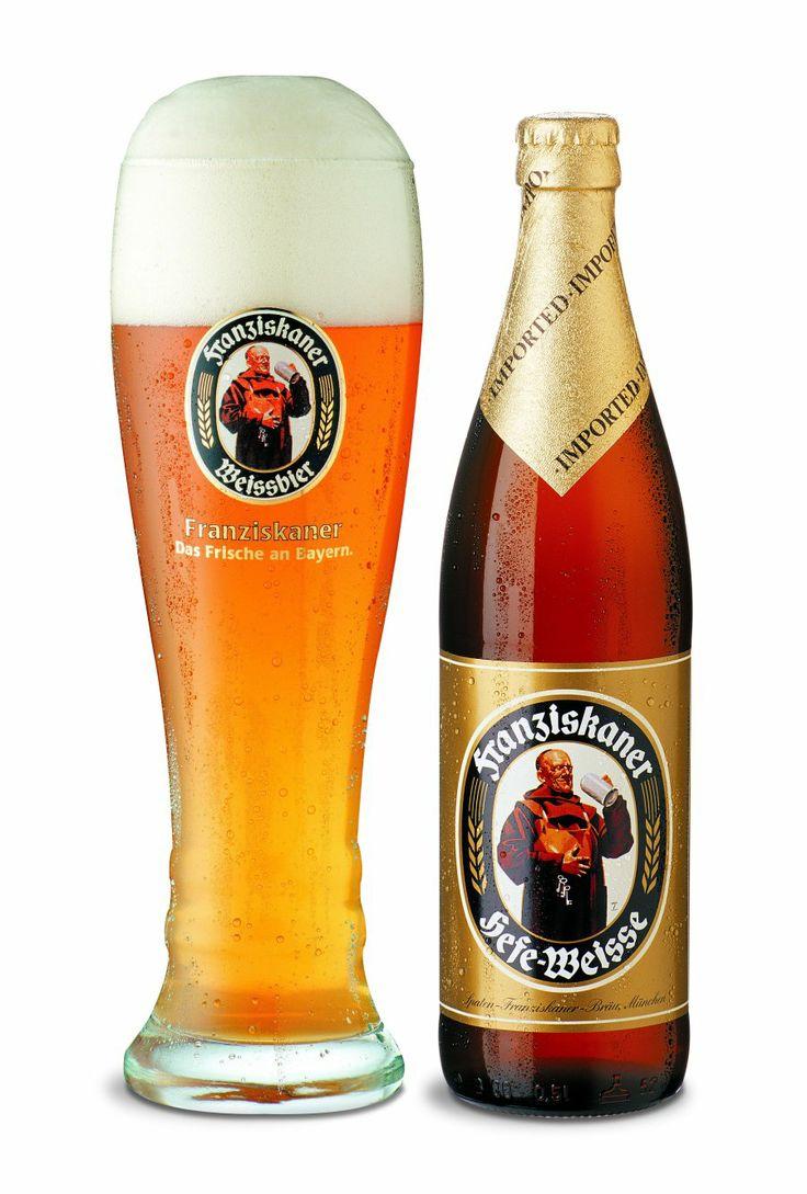 Franziskaner Hefewiesen. #2 on my list.