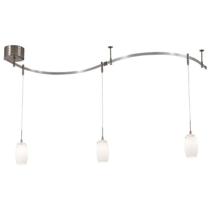 monorail lighting kits uk. kovacs gk 3 light contemporary / modern monorail mini pendant kit from t brushed nickel indoor lighting track kits uk